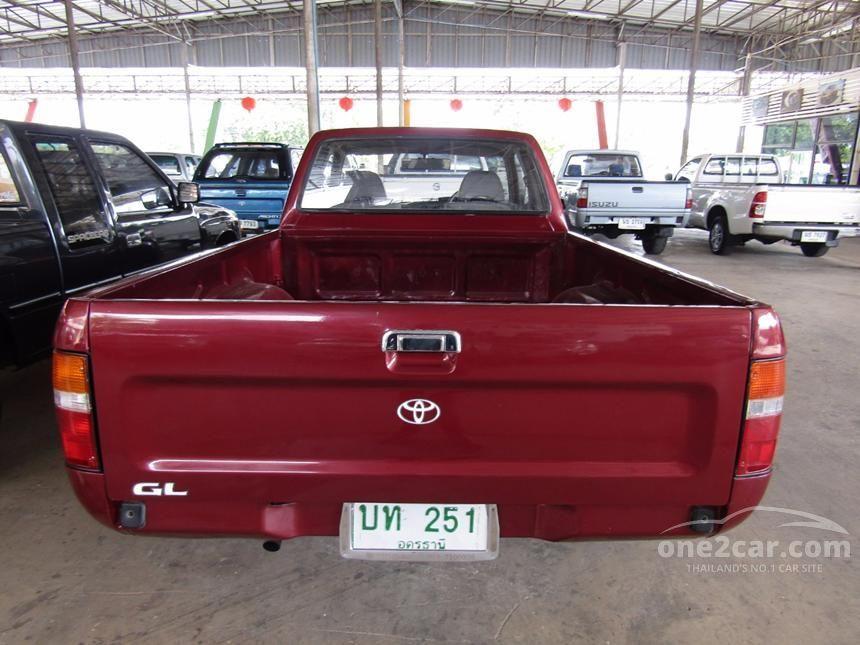 1997 Toyota Hilux Mighty-X Super GL Pickup