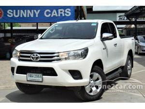2016 Toyota Hilux Revo 2.4 SMARTCAB E Pickup