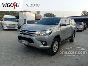 2016 Toyota Hilux Revo 2.4 DOUBLE CAB E Pickup