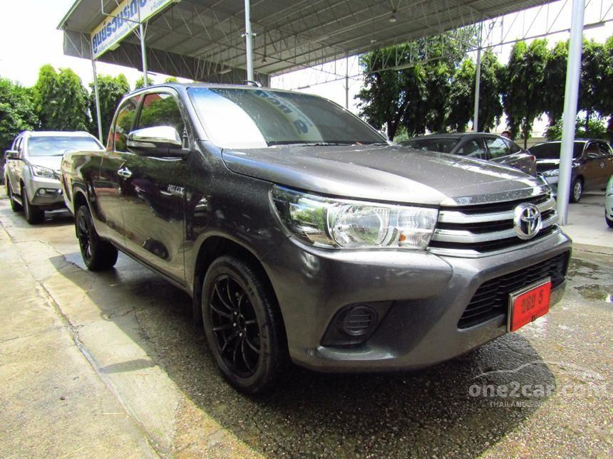 2016 Toyota Hilux Revo E Pickup