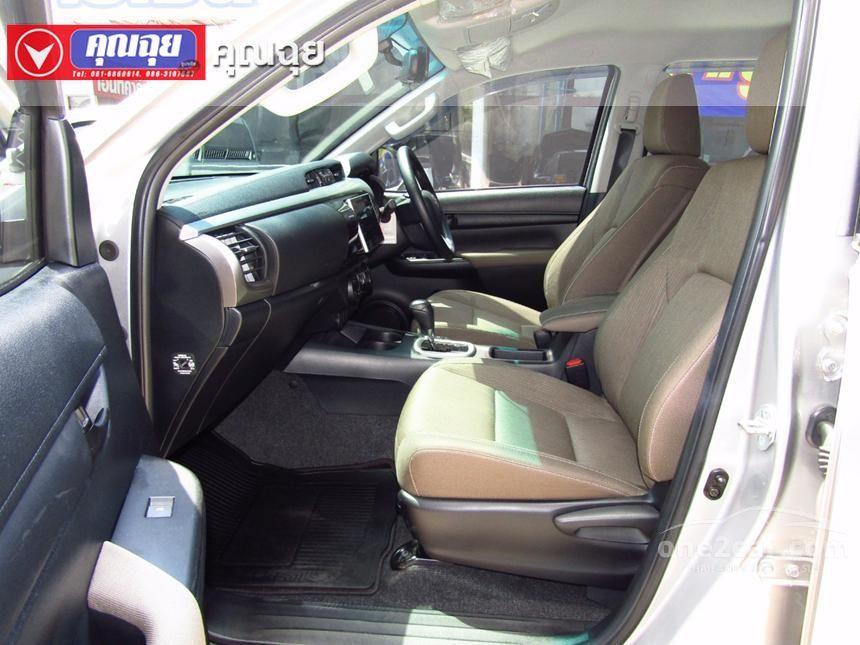 2016 Toyota Hilux Revo E Prerunner Pickup