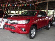 2015 Toyota Hilux Revo DOUBLE CAB E Prerunner 2.4 MT Pickup