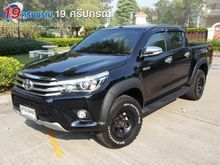 2015 Toyota Hilux Revo DOUBLE CAB E Prerunner 2.4 AT Pickup