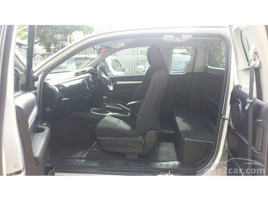 2015 Toyota Hilux Revo G Pickup