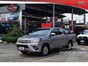 2016 Toyota Hilux Revo 2.4 SMARTCAB G Pickup MT