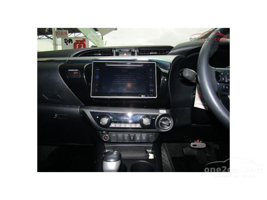2016 Toyota Hilux Revo G Pickup