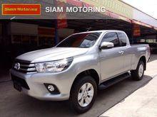 2015 Toyota Hilux Revo SMARTCAB G 2.8 MT Pickup