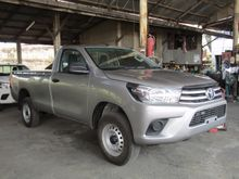 2015 Toyota Hilux Revo SINGLE J 4x4 2.8 MT Pickup