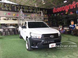 2019 Toyota Hilux Revo 2.4 SINGLE J Pickup MT