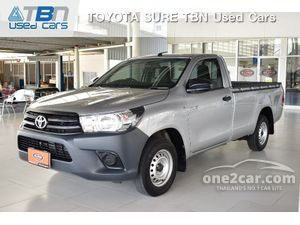 2019 Toyota Hilux Revo 2.4 SINGLE J Pickup
