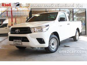 2017 Toyota Hilux Revo 2.4 SINGLE J Pickup MT