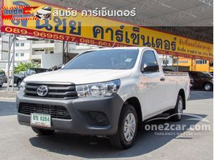 2017 Toyota Hilux Revo 2.4 SINGLE J Pickup MT