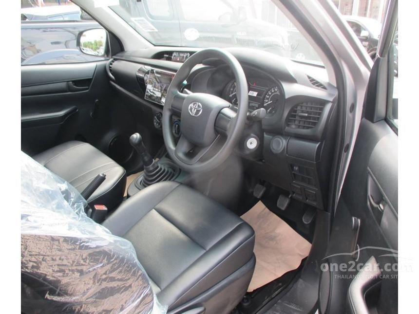 2015 Toyota Hilux Revo J Pickup