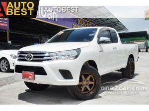 2016 Toyota Hilux Revo 2.4 SMARTCAB J Plus Pickup MT