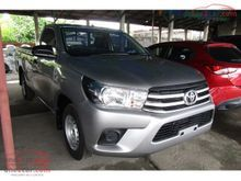 2016 Toyota Hilux Revo SINGLE J Plus 2.4 MT Pickup