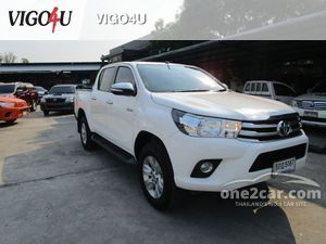 2016 Toyota Hilux Revo 2.4 DOUBLE CAB Prerunner E Pickup