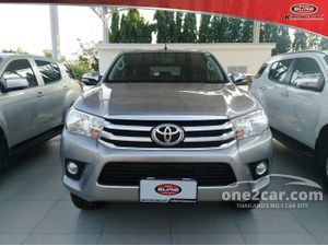 2016 Toyota Hilux Revo 2.4 DOUBLE CAB Prerunner E Pickup AT