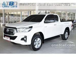 2018 Toyota Hilux Revo 2.4 SMARTCAB Prerunner J Plus Pickup