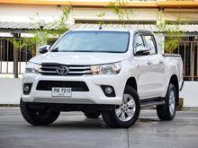 2016 Toyota Hilux Revo DOUBLE CAB Prerunner 2.4 MT Pickup