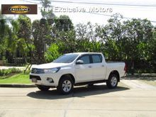 2016 Toyota Hilux Revo DOUBLE CAB Prerunner 2.4 MT Pickup