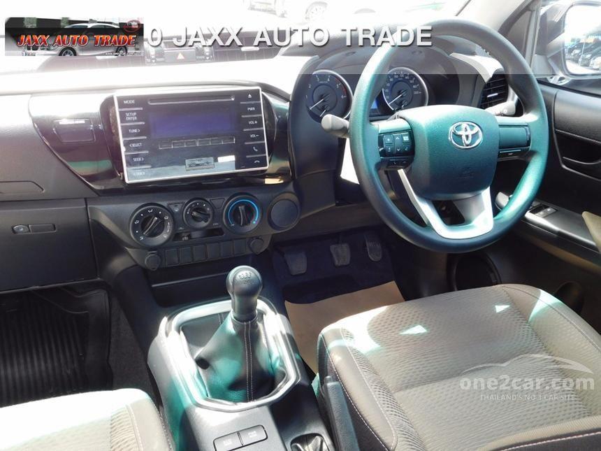 2016 Toyota Hilux Revo Prerunner Pickup