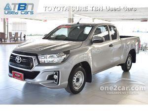 2019 Toyota Hilux Revo 2.4 SMARTCAB Z Edition J Plus Pickup