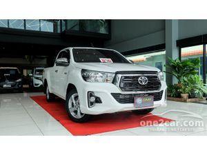 2019 Toyota Hilux Revo 2.4 SMARTCAB Z Edition J Plus Pickup AT