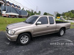 2004 Toyota Hilux Tiger 2.5 EXTRACAB E Pickup MT