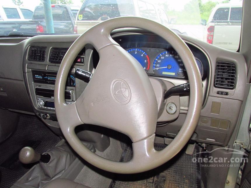 2004 Toyota Hilux Tiger E Pickup