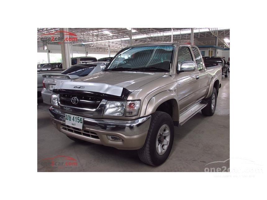 2002 Toyota Hilux Tiger G Pickup