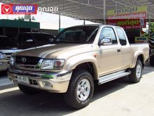2002 Toyota Hilux Tiger EXTRACAB G 3.0 AT Pickup