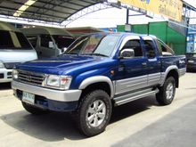 2001 Toyota Hilux Tiger EXTRACAB G 3.0 MT Pickup
