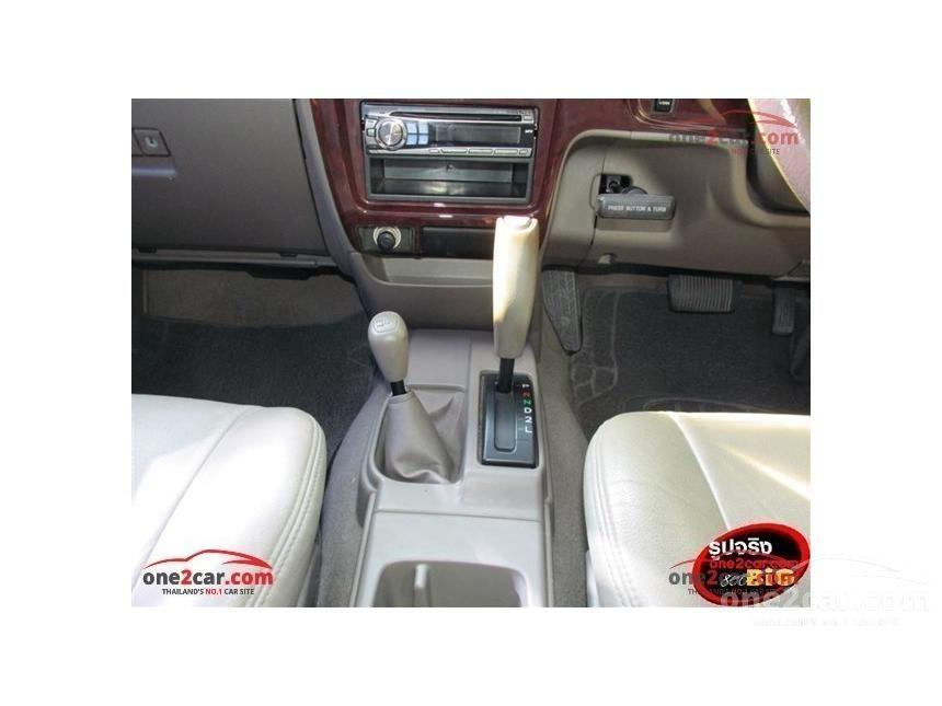 2003 Toyota Hilux Tiger G Pickup