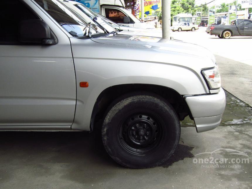 2003 Toyota Hilux Tiger GL Pickup