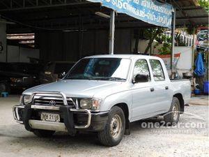 2000 Toyota Hilux Tiger 2.4 DOUBLE CAB GL Pickup MT