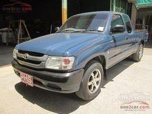 2003 Toyota Hilux Tiger EXTRACAB J 2.5 MT Pickup