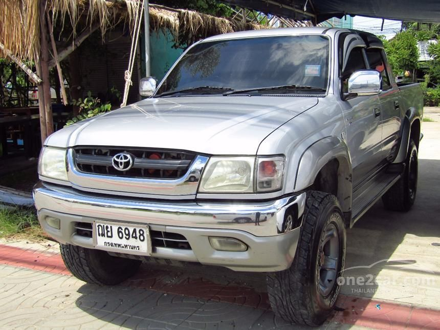 2002 Toyota Hilux Tiger S Pickup