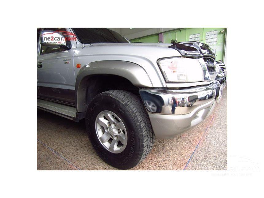 2003 Toyota Hilux Tiger S Pickup