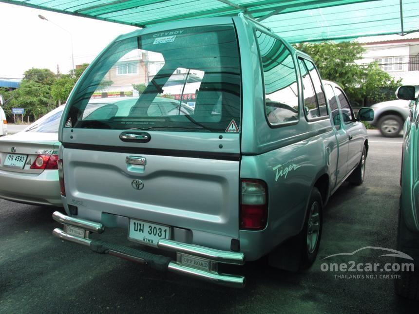 2000 Toyota Hilux Tiger SGL Pickup