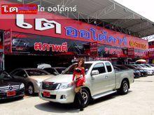 2014 Toyota Hilux Vigo CHAMP SMARTCAB (ปี 11-15) CNG 2.7 MT Pickup