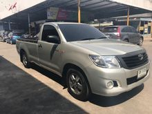 2013 Toyota Hilux Vigo CHAMP SINGLE (ปี 11-15) CNG 2.7 MT Pickup