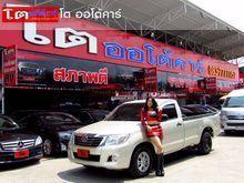 2014 Toyota Hilux Vigo CHAMP SINGLE (ปี 11-15) CNG 2.7 MT Pickup