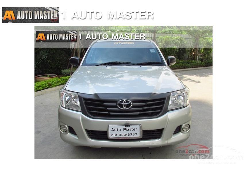 2012 Toyota Hilux Vigo CNG Pickup
