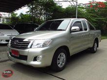 2015 Toyota Hilux Vigo CHAMP SMARTCAB (ปี 11-15) CNG 2.7 MT Pickup