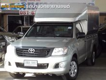 2014 Toyota Hilux Vigo CHAMP SINGLE (ปี 11-15) CNG 2.7 MT Pickup
