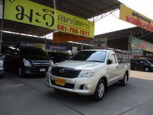2012 Toyota Hilux Vigo CHAMP SINGLE (ปี 11-15) CNG 2.7 MT Pickup