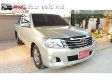 2013 Toyota Hilux Vigo CHAMP SMARTCAB (ปี 11-15) CNG 2.7 MT Pickup