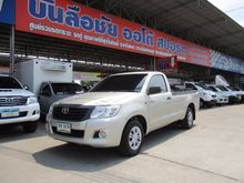 2012 Toyota Hilux Vigo CHAMP SINGLE (ปี 11-15) CNG 2.7 MT Pickup