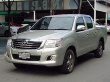 2013 Toyota Hilux Vigo CHAMP DOUBLE CAB (ปี 11-15) E 2.7 MT Pickup