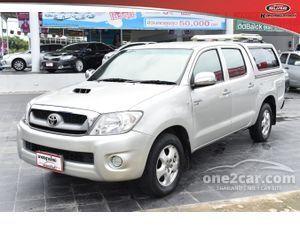 2009 Toyota Hilux Vigo 2.5 DOUBLE CAB (ปี 08-11) E Pickup MT